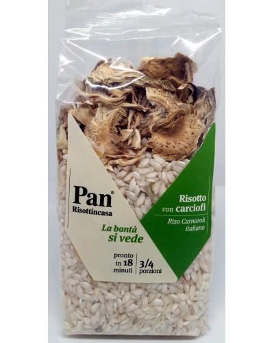 Risotto con Carciofi - Pan
