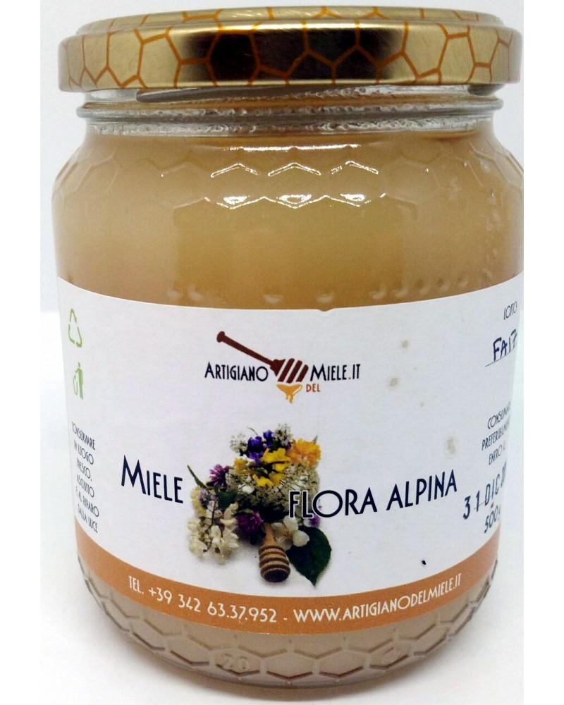 Miele di Flora Alpina - Artigiano Miele