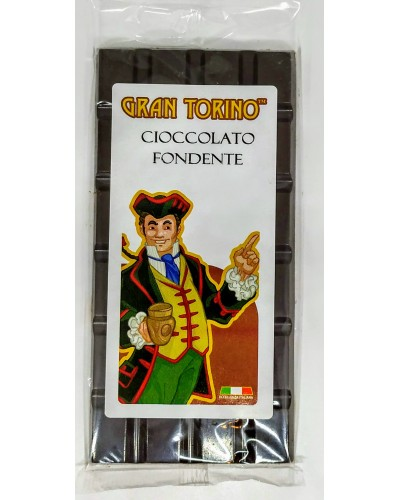 Tavoletta di Cioccolato Fondente 55% 90 gr - Gran Torino