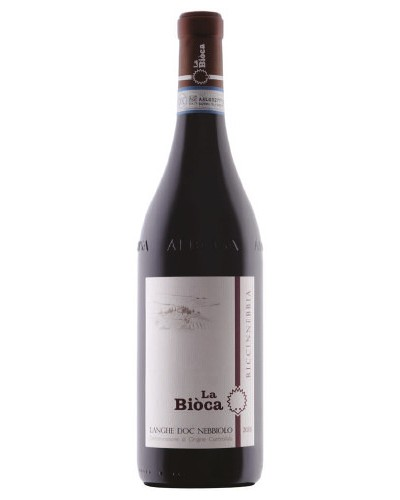 Riccinebbia, Nebbiolo Langhe DOC