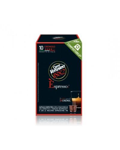 Capsule E'spresso Cremoso - Caffè Vergnano