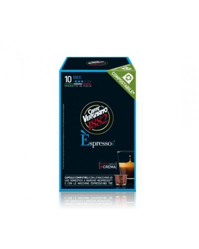 Capsule E'spresso Dec - Caffè  Vergnano