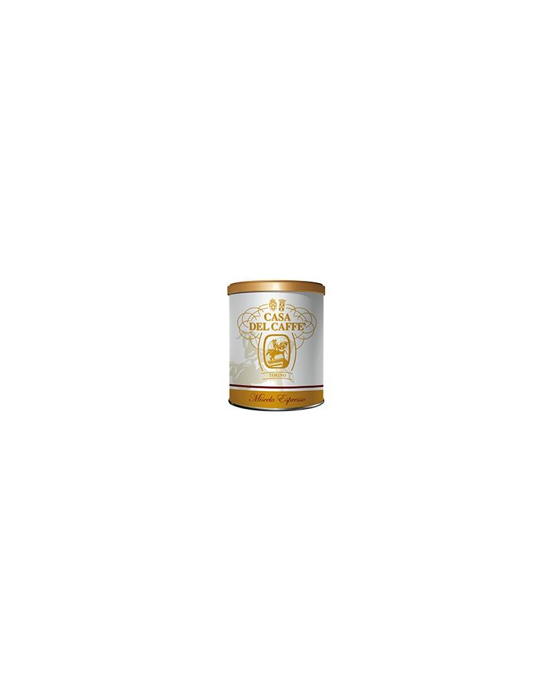 Casa del Caffè miscela espresso 250 gr - Caffè Vergnano